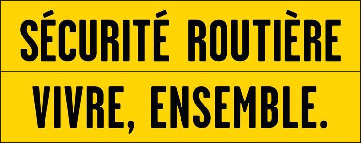 Vivre ensemble nouveau slogan securite routiere 0 730 290